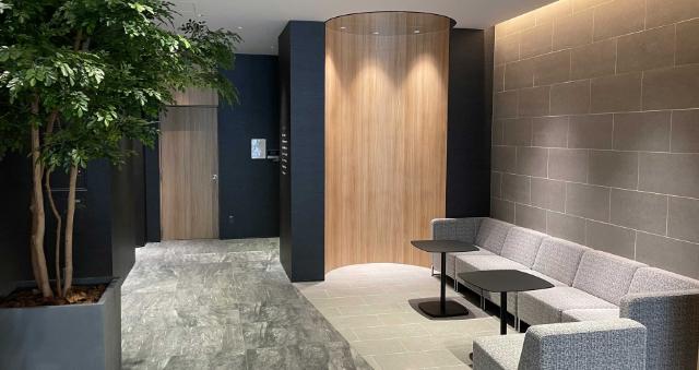 東京オフィス(エントランス)